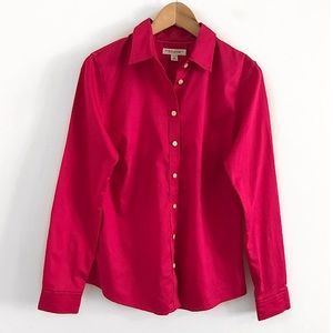 Banana Republic button Down Shirt Top Blouse 12